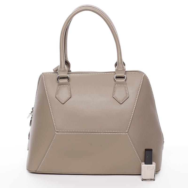 Luxusní dámská značková kabelka David Jones Patrice, khaki