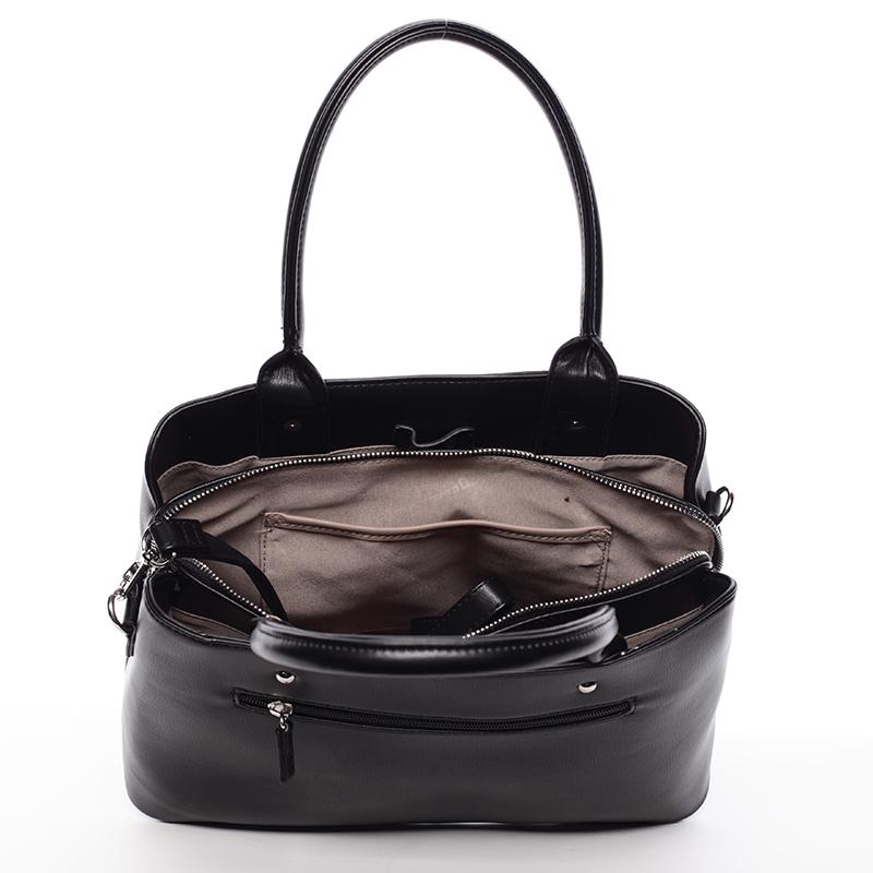 Elegantní dámská kabelka do ruky David Jones Amanda, černá
