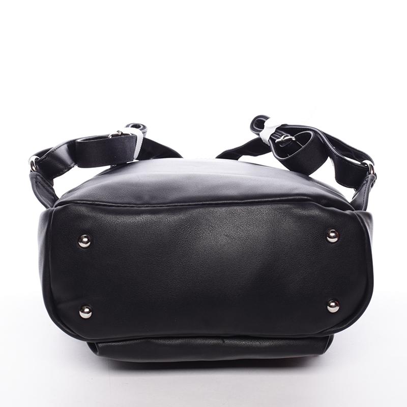 Stylový batoh David Jones 6IX8ITH, černý