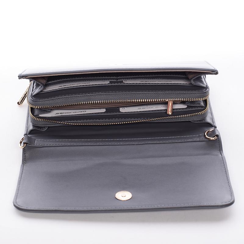 Dámská crossbody kabelka a peněženka Keira II, modrá