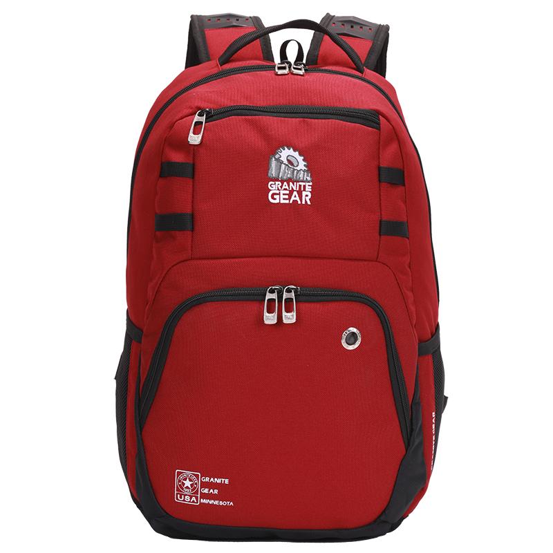 Batoh z pevného úpletu Granite Gear, červený