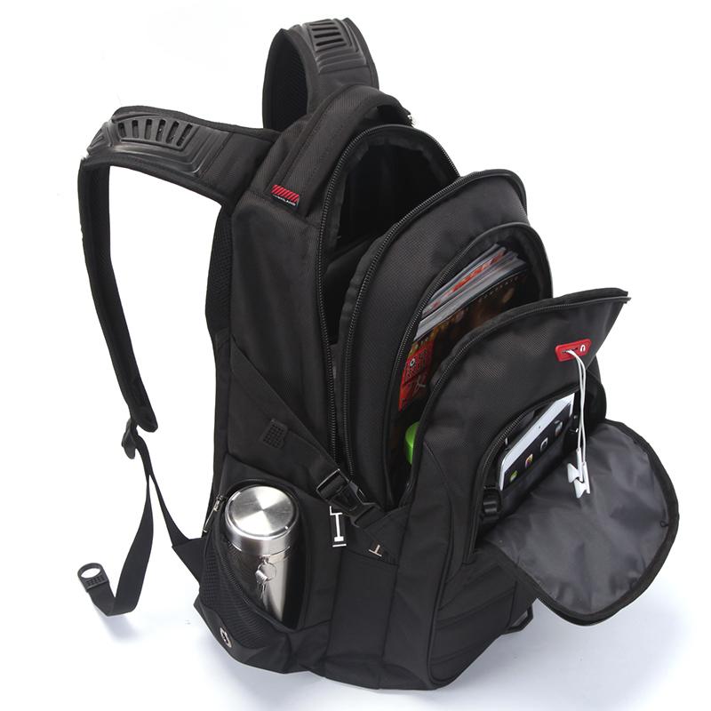 Cestovní batoh Higland, černý
