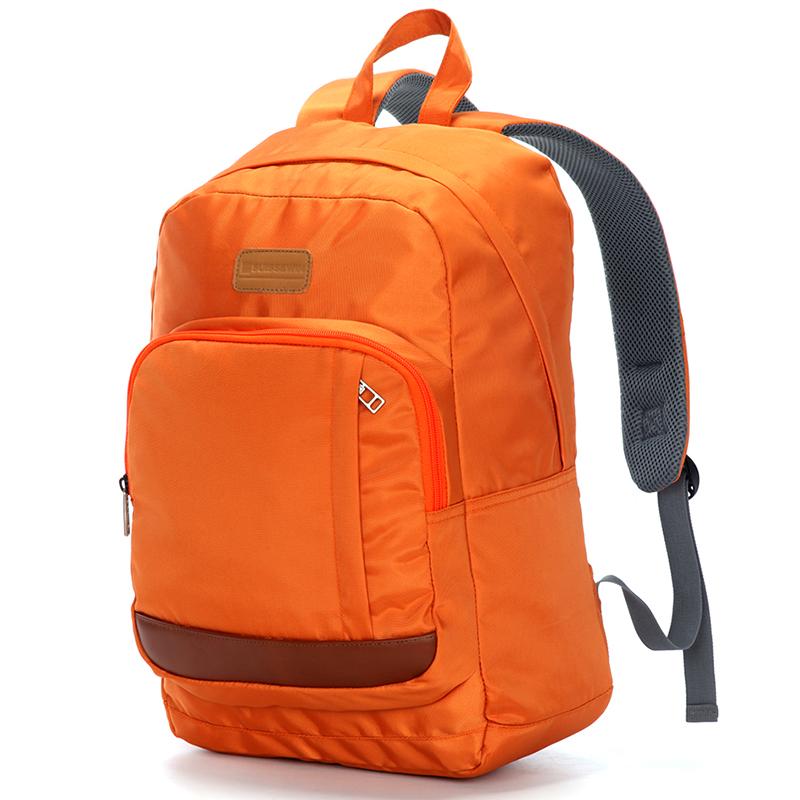 Školní a městský batoh Suissewin, oranžový