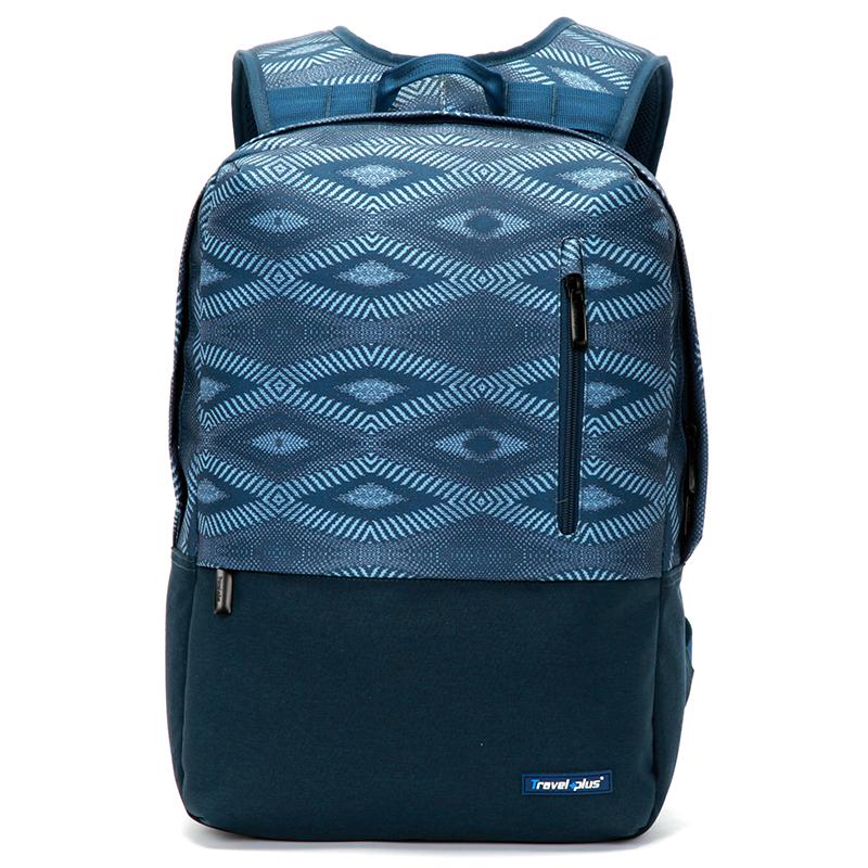 Cestovní a turistický batoh, modrý