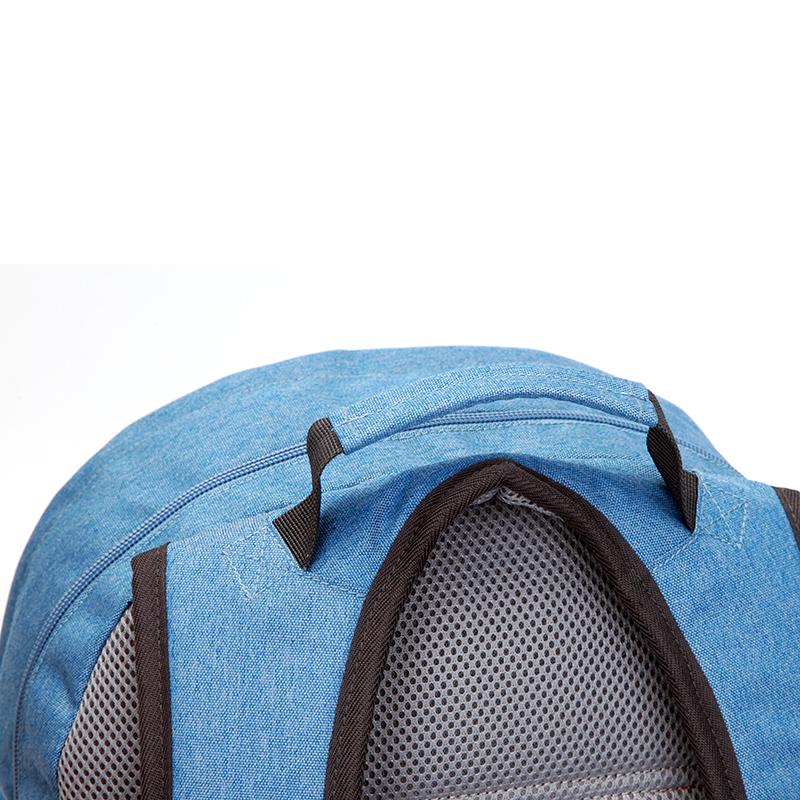Outdoorový batoh Travel plus,  modrý
