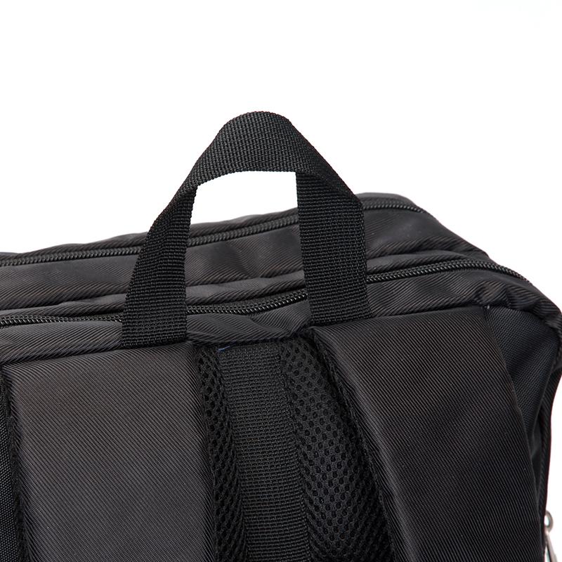 Cestovní batoh Travel plus, černý