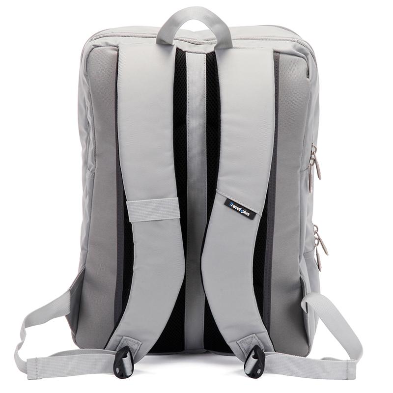 Dámský cestovní batoh Travel plus, šedý