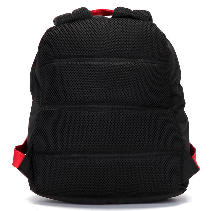 Školní batoh , černo-červený