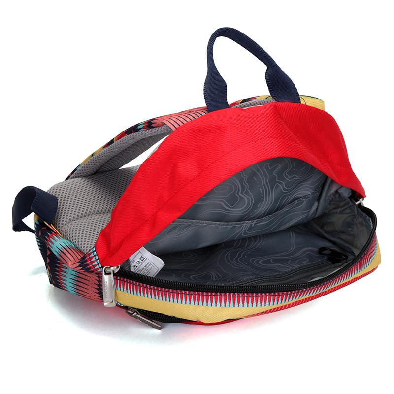 Školní batoh, barevný