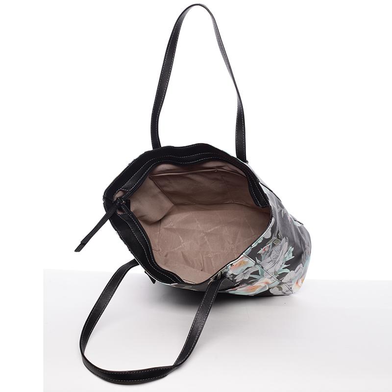 Dámská trendy kabelka David Jones Roxanne, černá