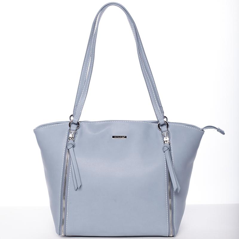 Dámská stylová kabelka David Jones Mellie, modrá