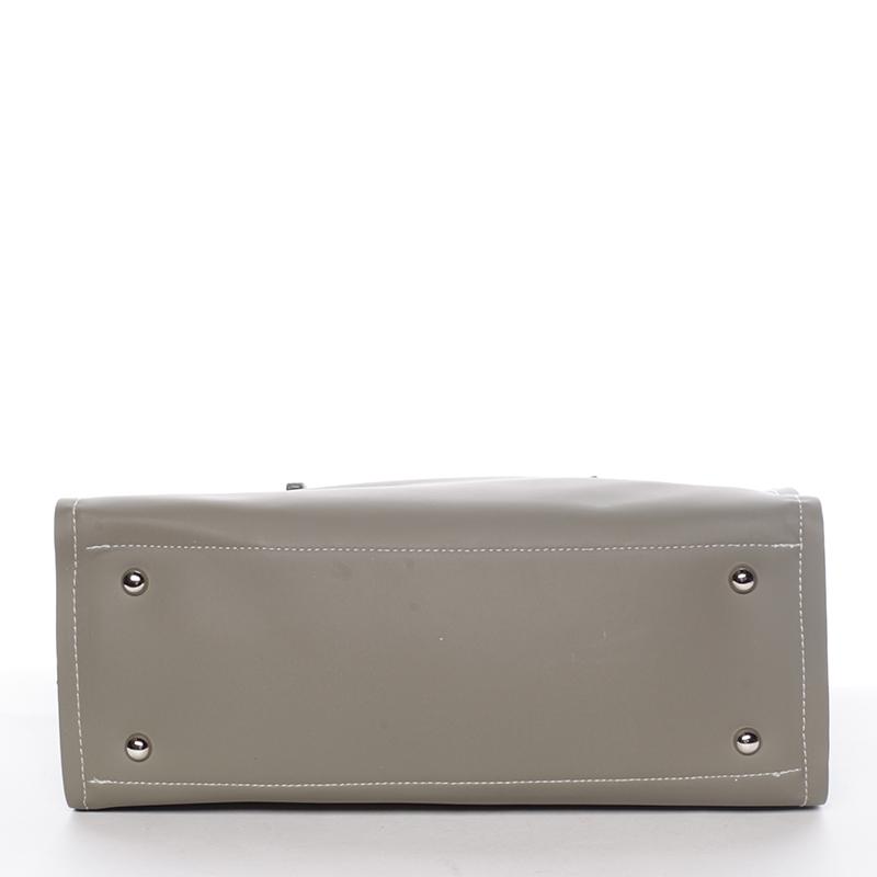 Elegantní kabelka přes rameno David Jones Camila, khaki