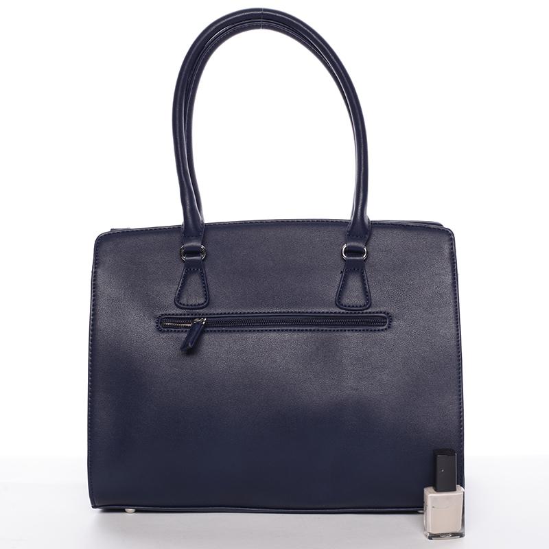 Elegantní dámská kabelka David Jones Nika, tmavě modrá