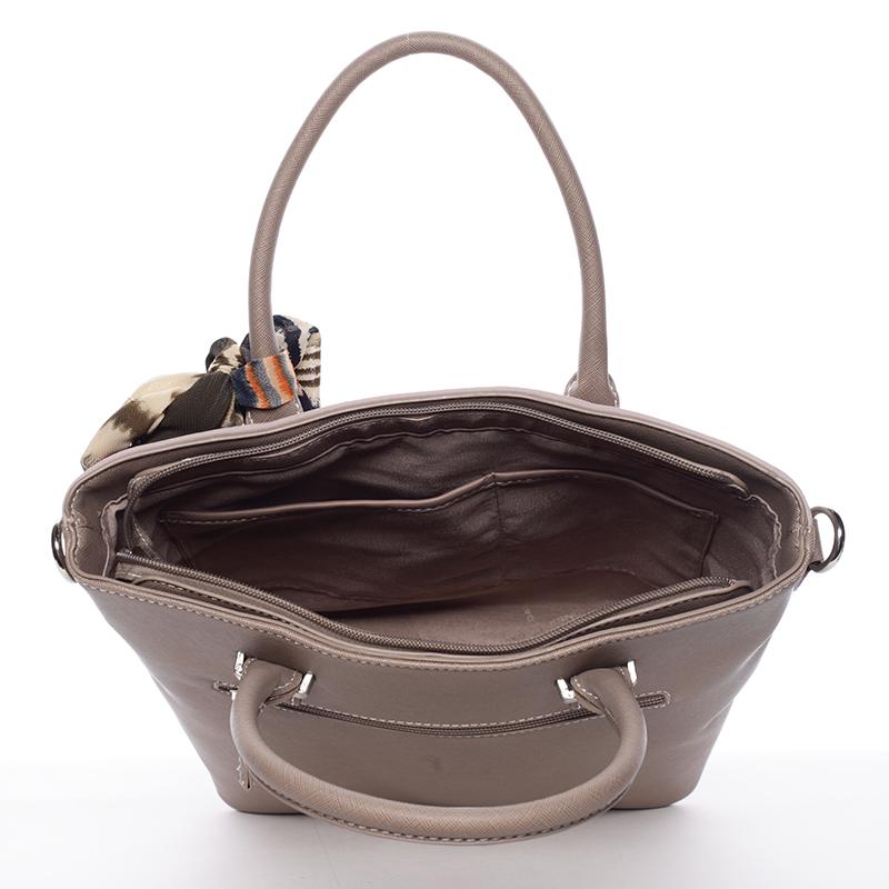 Luxusní kabelka David Jones Mariana, růžová