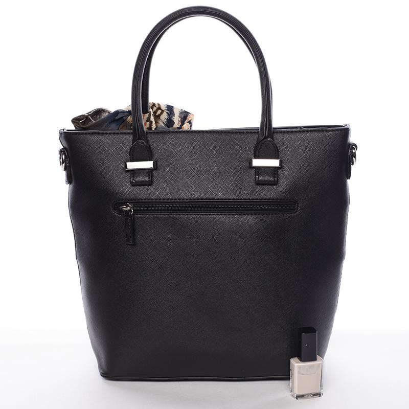 Luxusní kabelka David Jones Mariana, černá