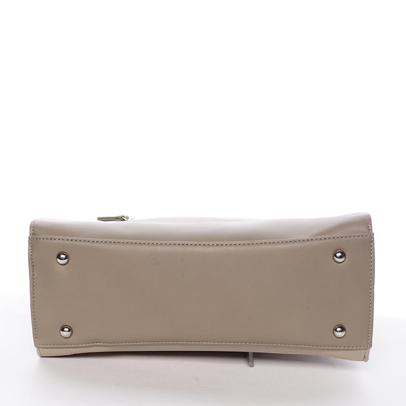 Trendová dámská kabelka Juliette, khaki