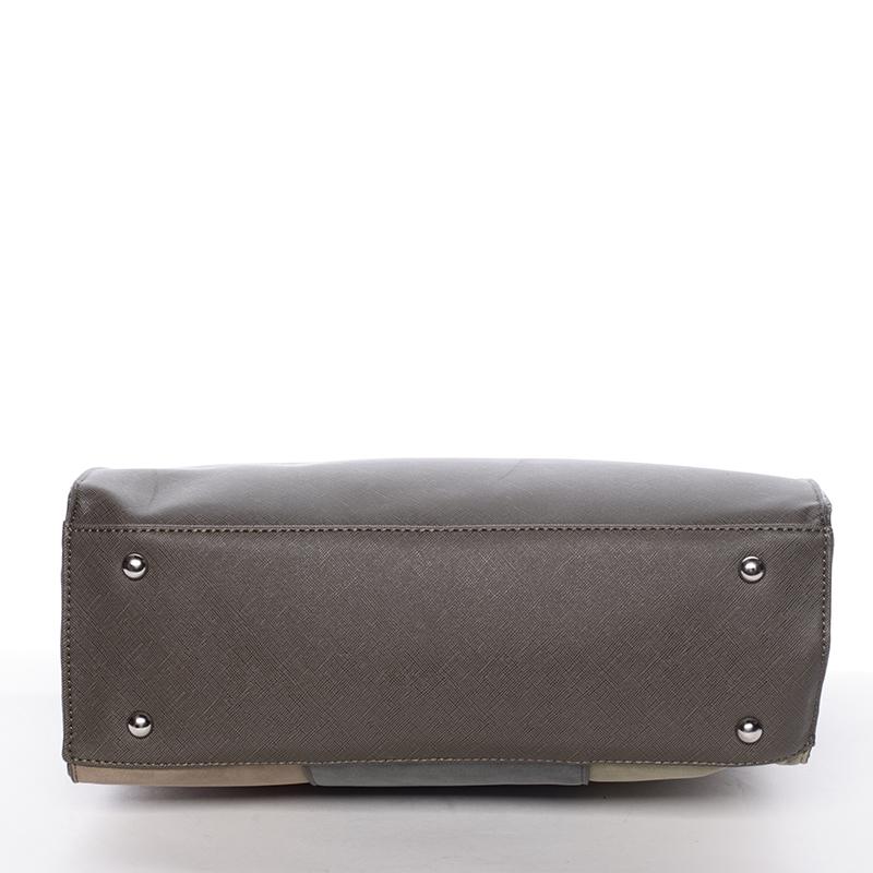 Trendy dámská kabelka David Jones Kelly, khaki
