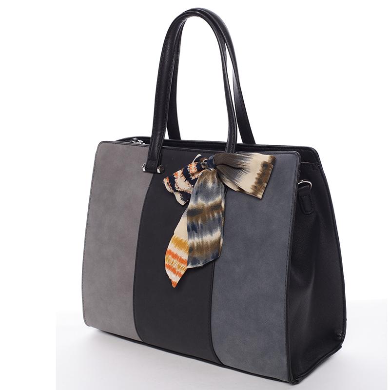 Trendy dámská kabelka David Jones Kelly, černá