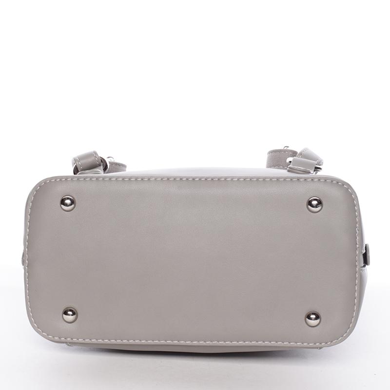 Dámský městský batůžek David Jones Clara, šedý