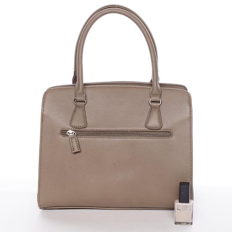 Dámská elegantní kabelka David Jones LARA, khaki