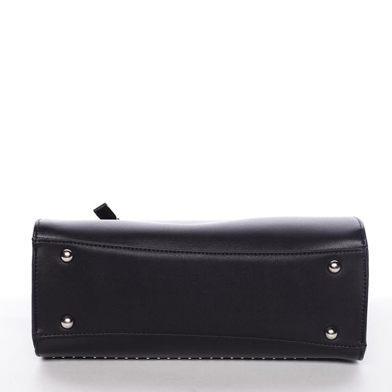 Dámská elegantní kabelka David Jones LARA, černá