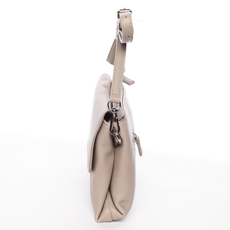 Dámské elegantní crossbody David Jones Sammy, camel