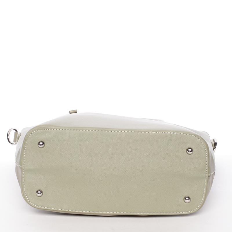 Dámská luxusní kabelka David Jones Celie, khaki