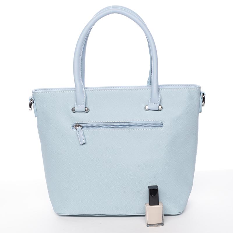 Dámská luxusní kabelka David Jones Celie, modrá