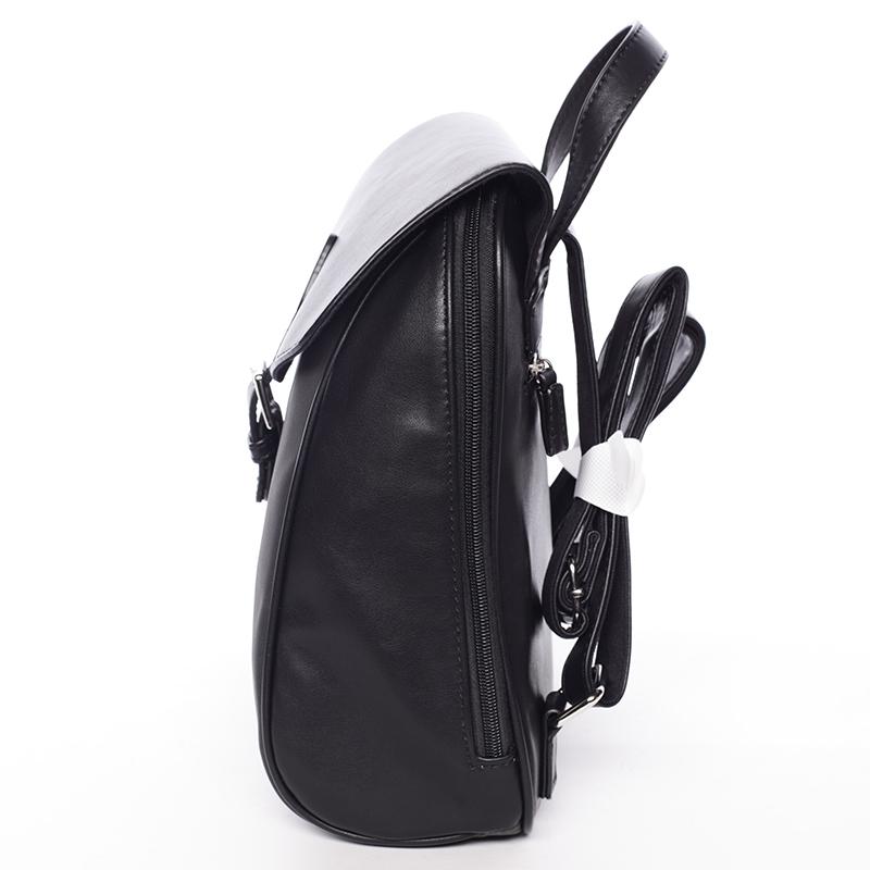 Dámský módní batůžek David Jones Lena, černý