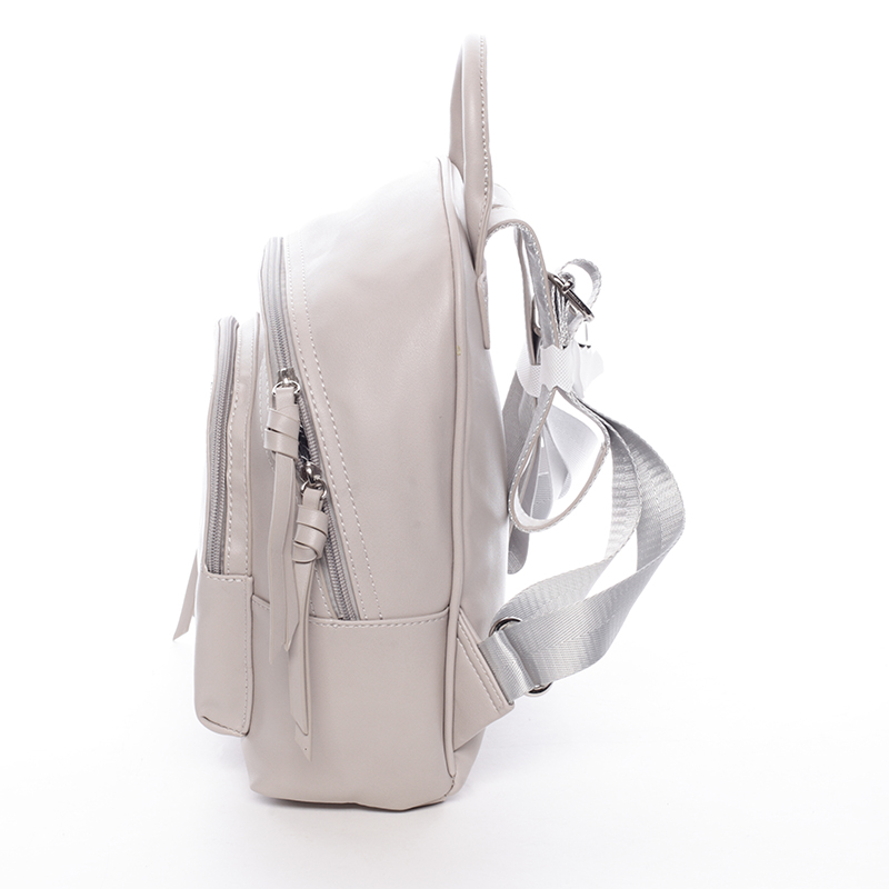 Dámský praktický batůžek David Jones Alice, šedý