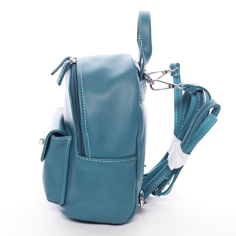 Dámský malý batůžek David Jones Shelly, modrý
