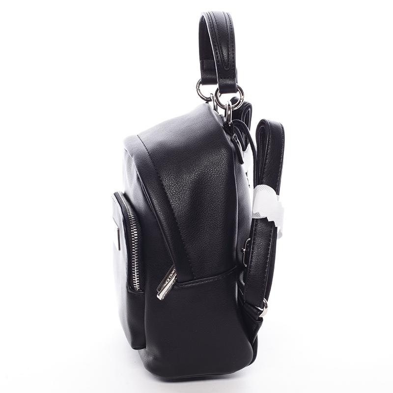 Dámský městský batůžek David Jones Alana, černý