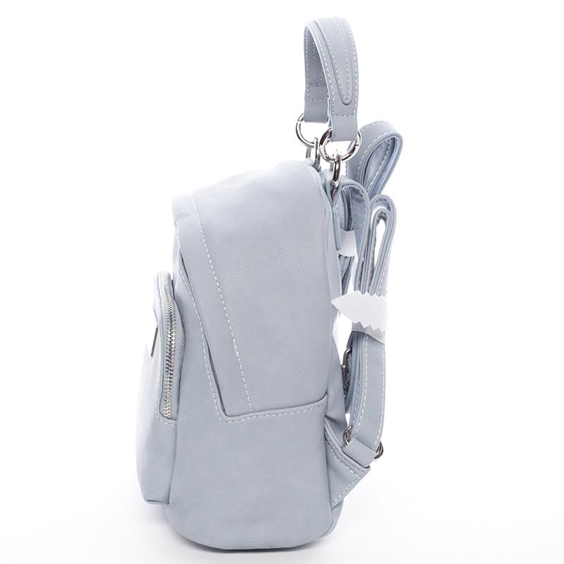 Dámský městský batůžek David Jones Alana, modrý