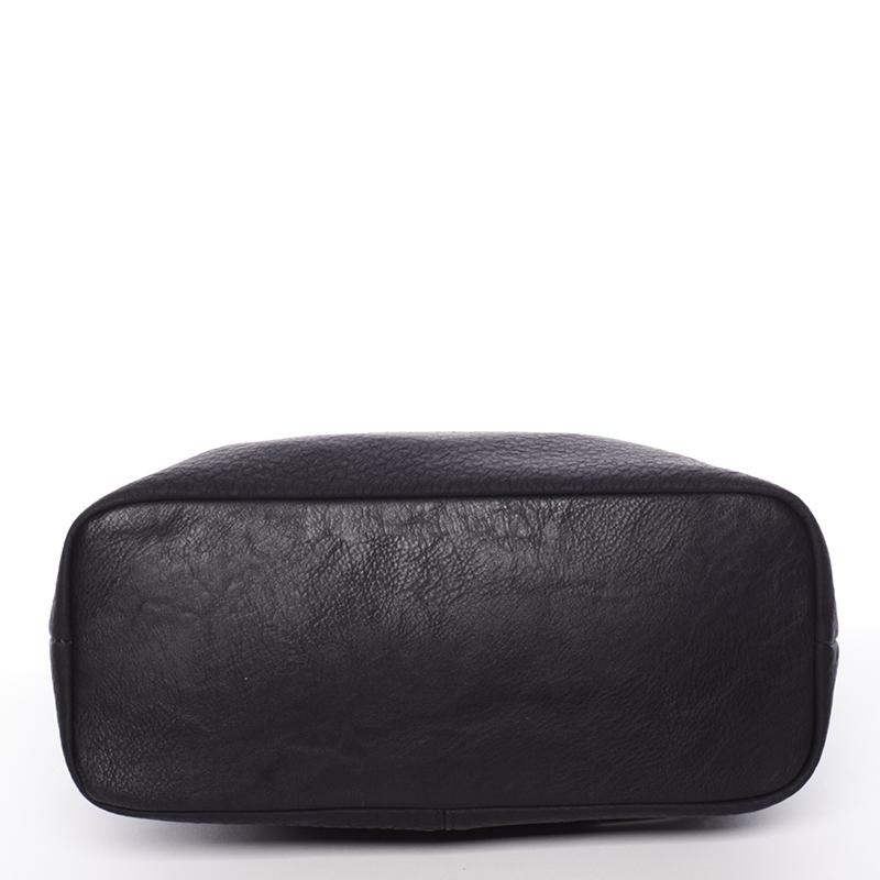 Trendy crossbody kabelka Lorena, černá