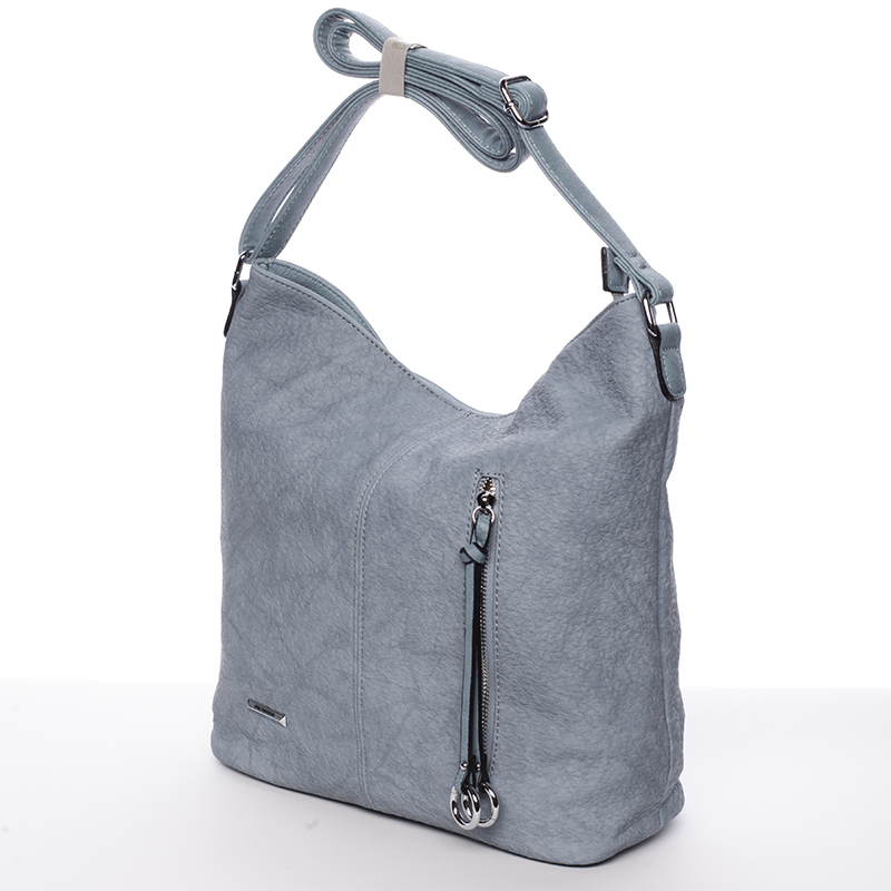 Trendy crossbody kabelka Lorena, modrá