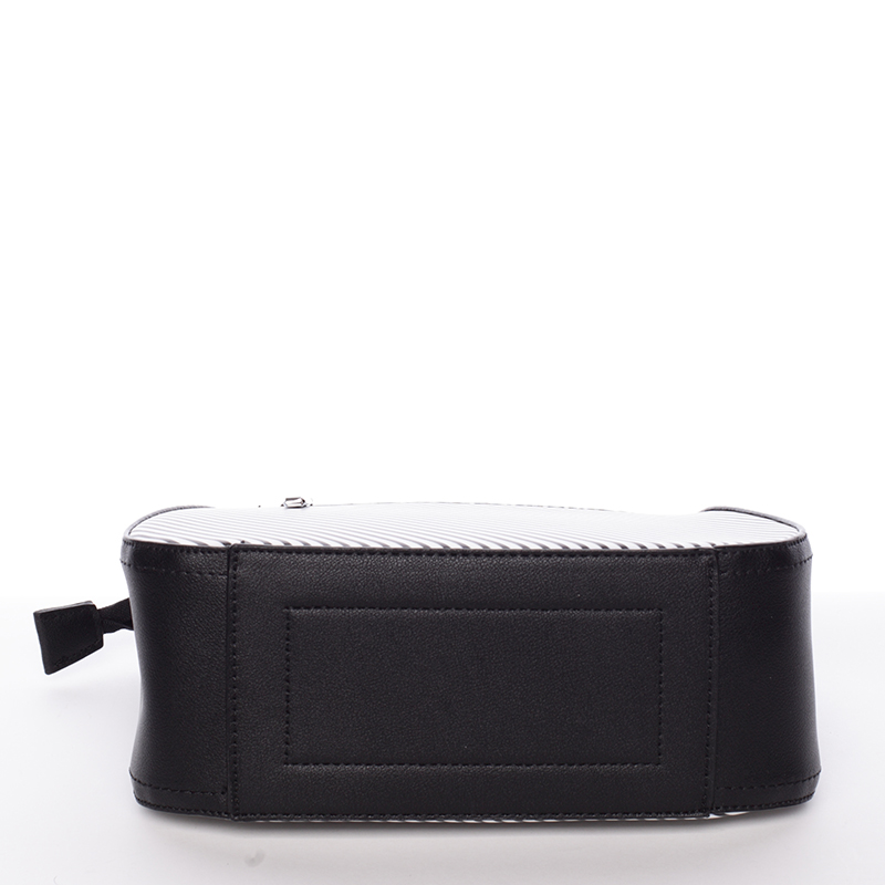 Moderní crossbody kabelka Frida, černá