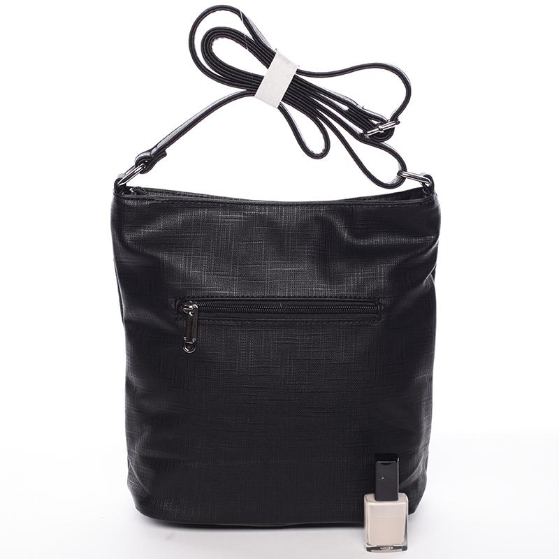 Crossbody kabelka Antonella, černá