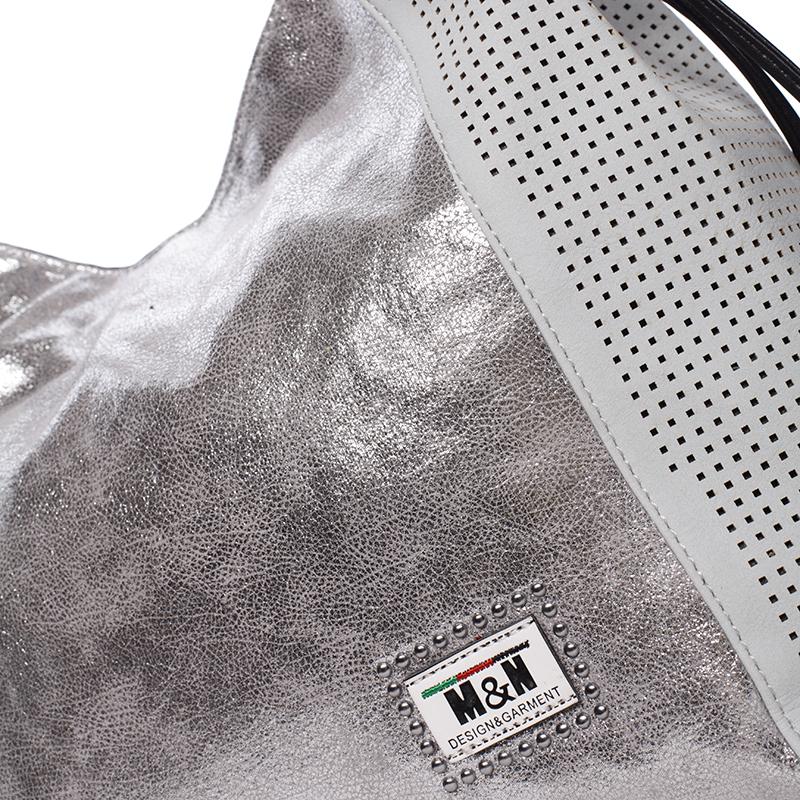 Trendy kabelka přes rameno Shakira, šedá