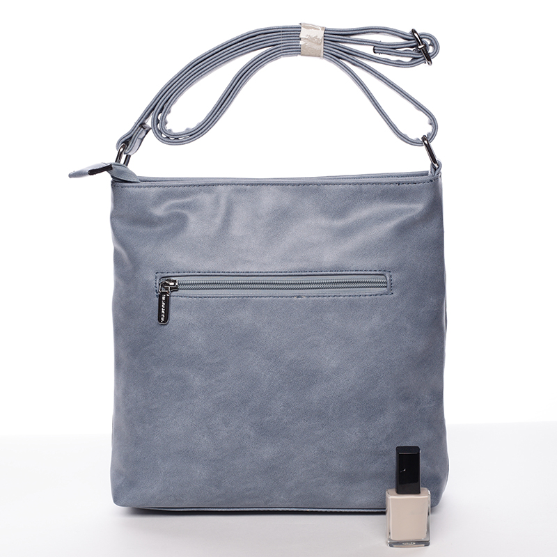 Crossbody kabelka Angela, modrá