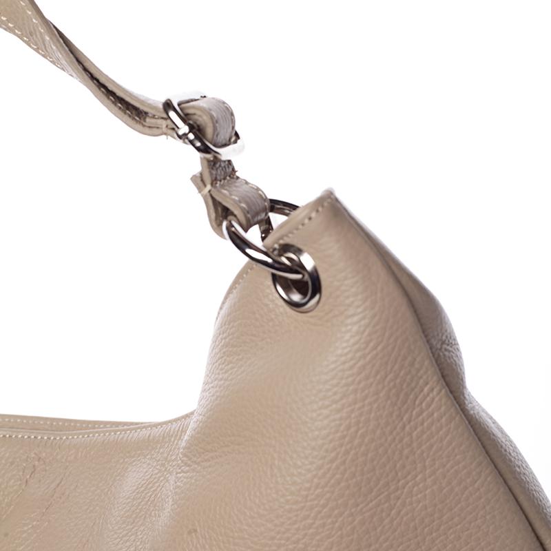 Moderní kabelka Erica, světle oříšková