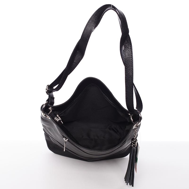 Moderní  kabelka Erica, černá