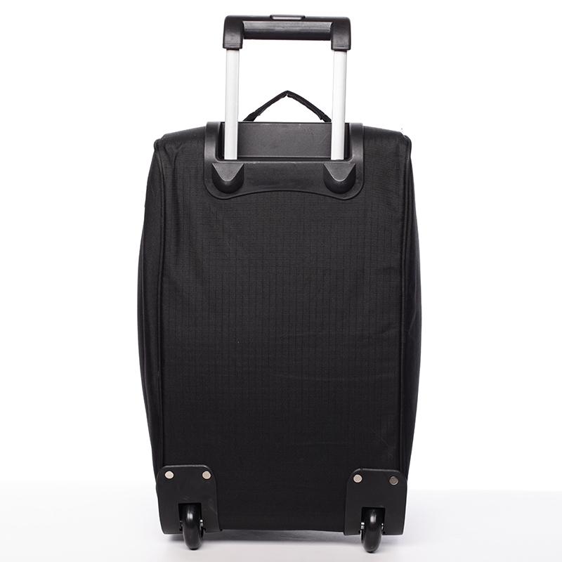 Cestovní taška na kolečkách Bellugio, černá