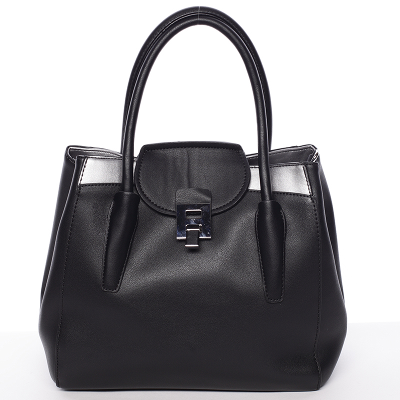 Elegantní kabelka do ruky Alana, černá