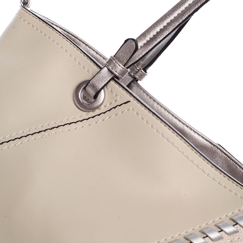Dámská kabelka přes rameno Doria, béžová