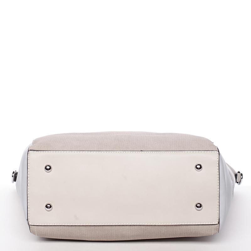 Dámská kabelka přes rameno Patricie, šedá