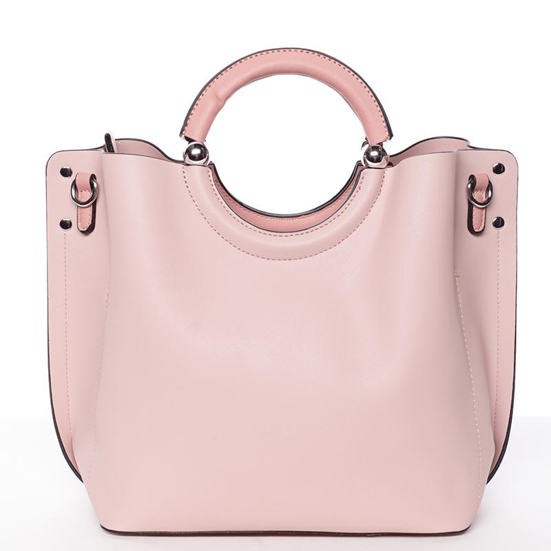 Módní kabelka Tommasini ODETTE, růžová