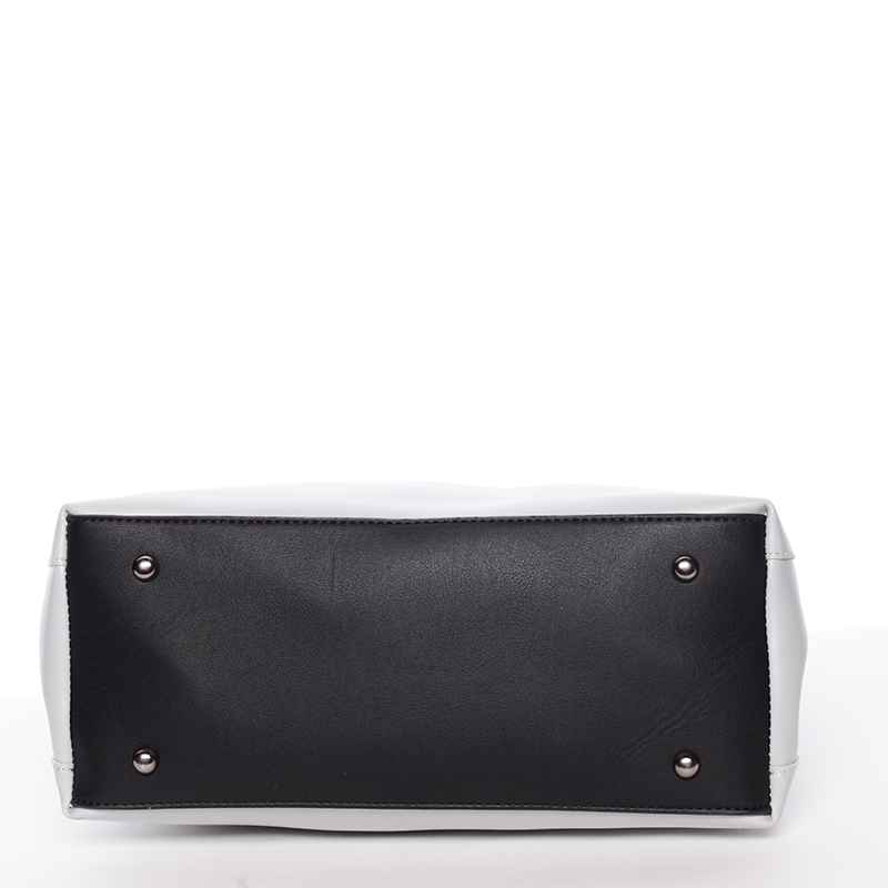 Dámská elegantní kabelka Tommasini Amalia, šedá