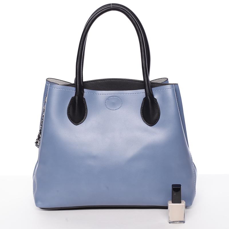 Dámská elegantní kabelka Tommasini Amalia, modrá