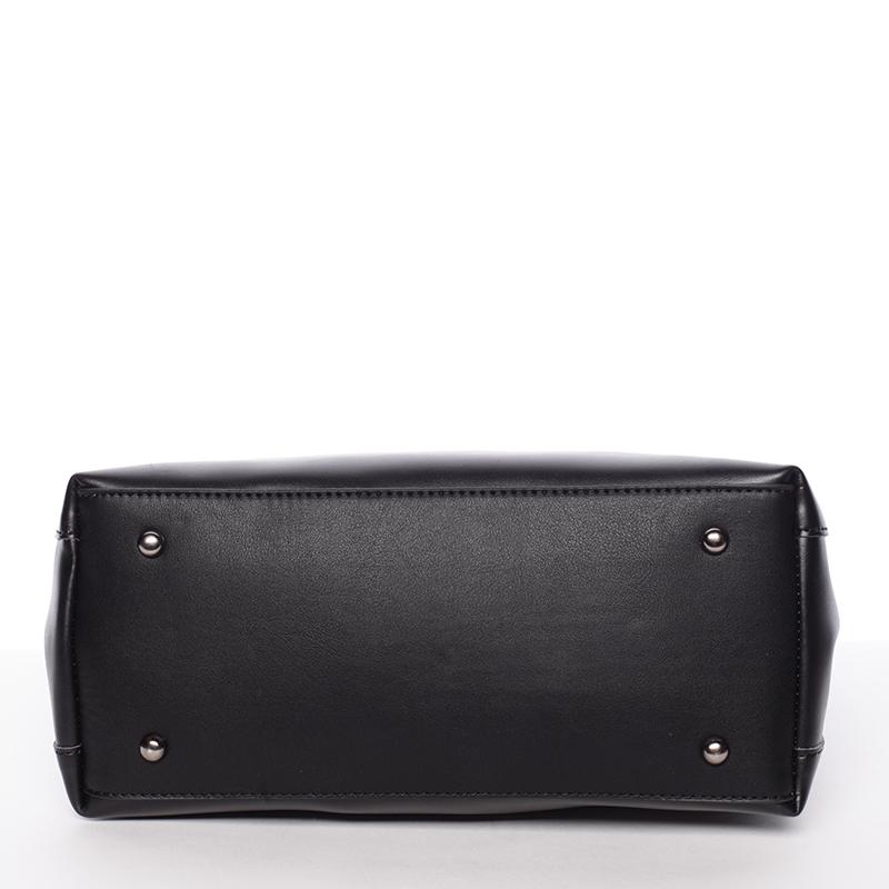 Dámská elegantní kabelka Tommasini Amalia, černá