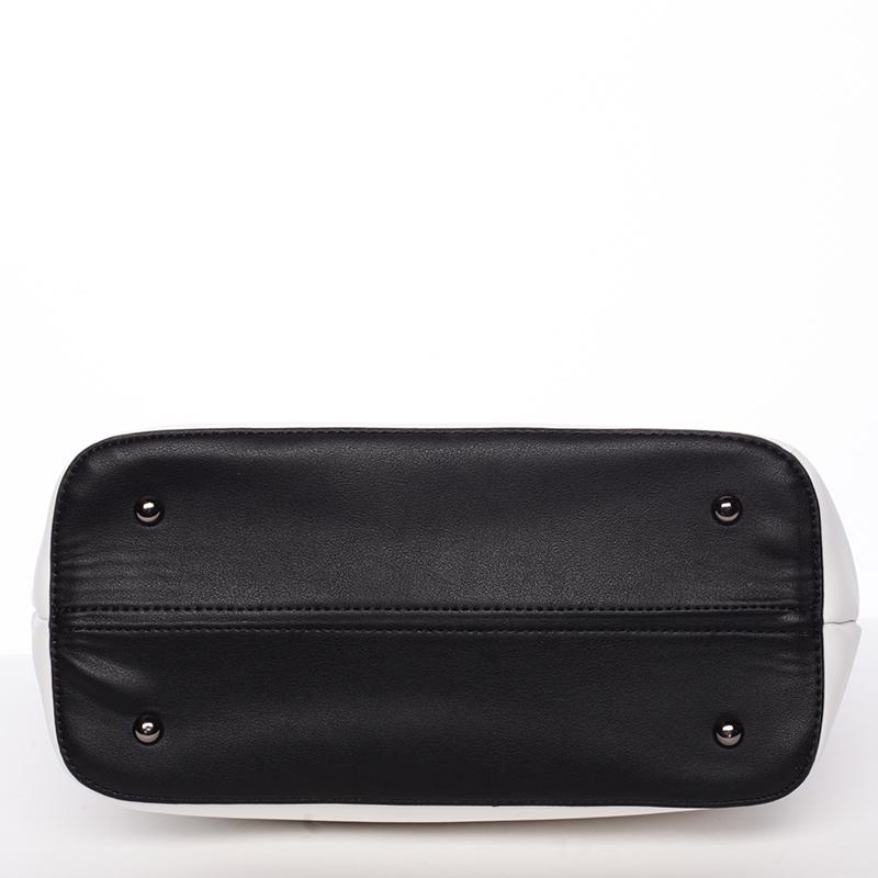 Luxusní kabelka Tommasini Esperanza, bílá